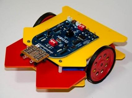 Techno Gravity Solutions latest Robot image 2